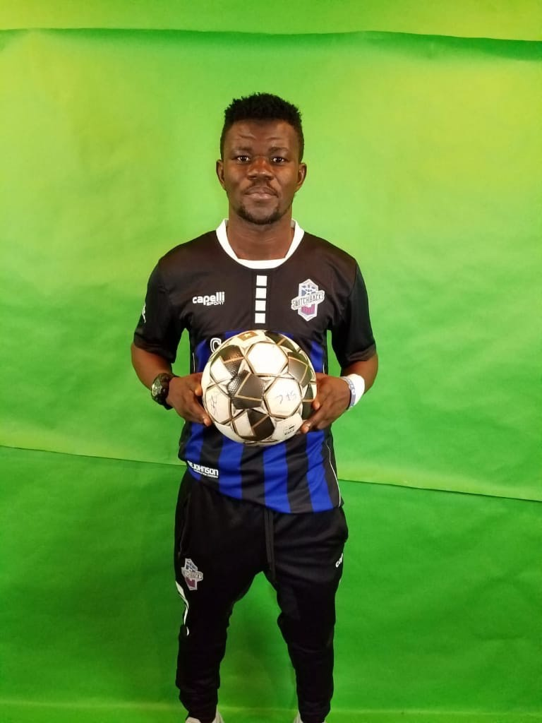 PHOTOS: Colorado Switchbacks unveil new Ghanaian signings Donsu, Yaro
