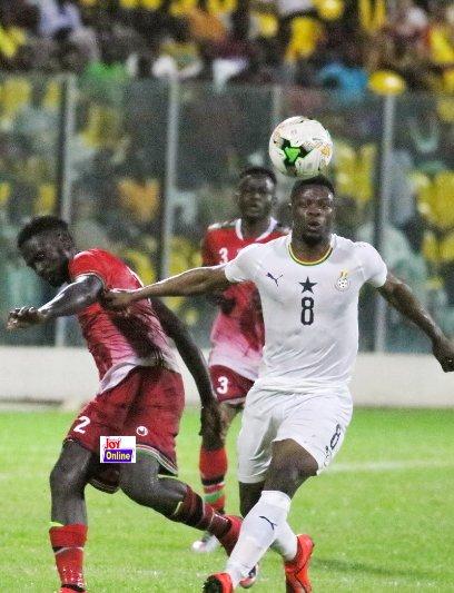 Debutante Ghana striker Ekuban hails \'amazing\' birthday goal against Kenya