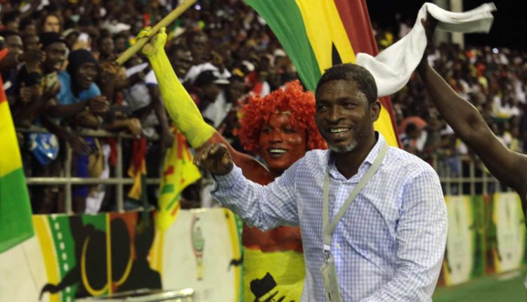Maxwell Konadu finally fired as Ghana assistant coach