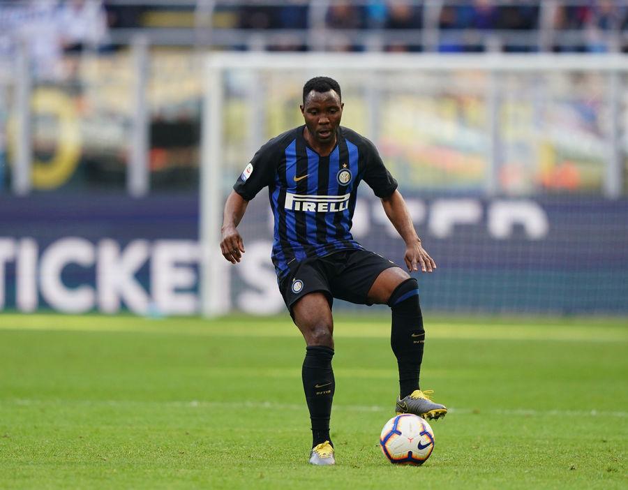 Inter Milan ace Kwadwo Asamoah wary of Frosinone threat