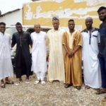 Muslim Black Stars observe 'Jummah' Friday congregational prayer ahead of Kenya clash