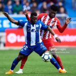 Thomas Partey happy with goal against Alaves