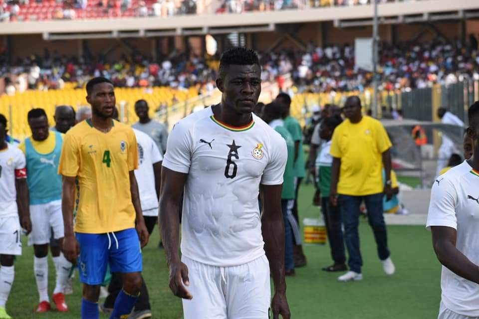 Ghana U-23 midfielder Simon Zibo to miss clash against Algeria through suspension