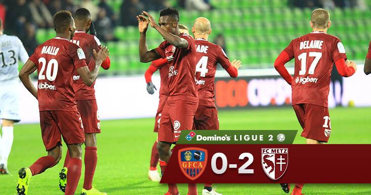 John Boye off the mark as FC Metz edge closer to Ligue 1 promotion
