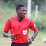 Special Competition: Ghana's top referee Daniel Laryea to officiate top liner between AshGold and Medeama
