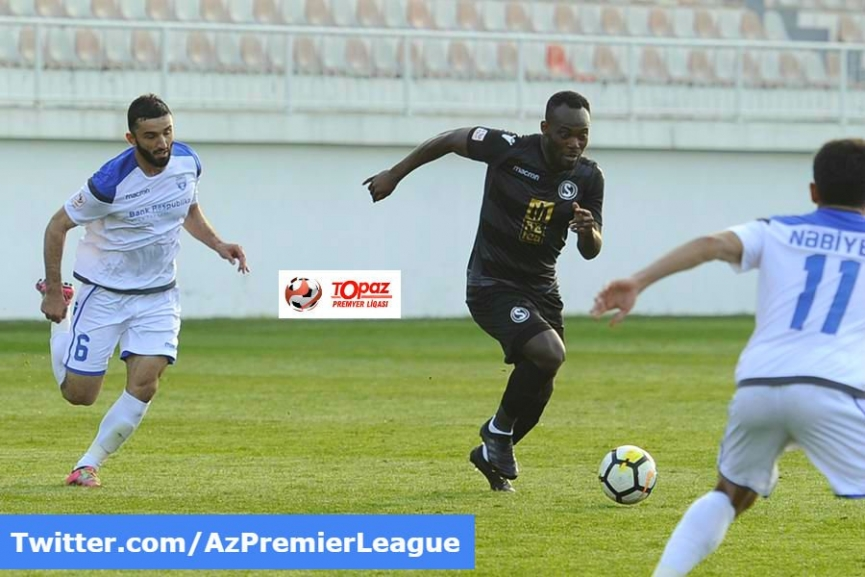 Michael Essien wins first match with Sabail FC in Azerbaijani top-flight