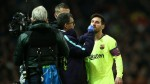 Barcelona's Lionel Messi won't face Huesca after Smalling collision - sources