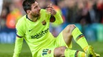 Barcelona's Messi 'hit by truck' in clash with Man United's Smalling - Valverde