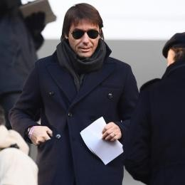 AS ROMA bring on talks with Antonio CONTE. Wage ask too high