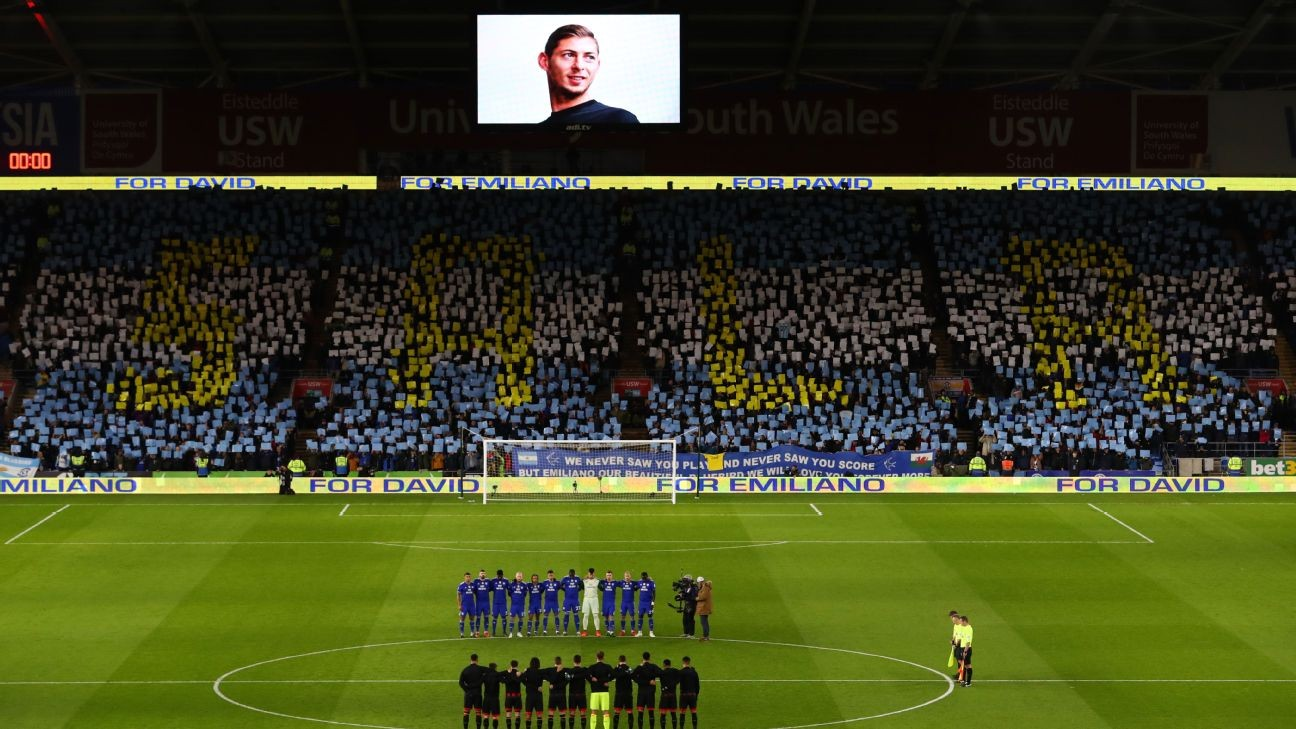 Sala transfer fee case goes to FIFA as Cardiff submit evidence