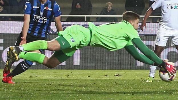 Atalanta fail to score with 47 shots in 0-0 draw with Empoli