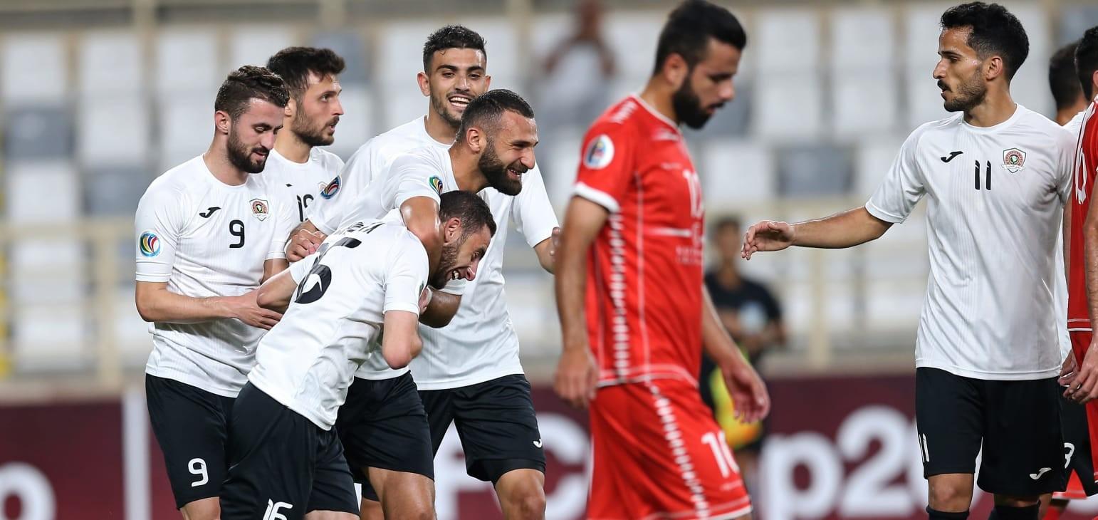 Group B: Al Ittihad 0-2 Al Jazeera