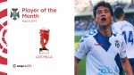 Luis Milla is the March Player of the Month for LaLiga 1|2|3
