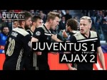 JUVENTUS 1-2 AJAX #UCL HIGHLIGHTS