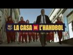 LA CASA DE L'HANDBOL   Omplim el Palau!