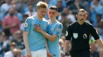 Phil Foden can offset Kevin De Bruyne's absence for Man City