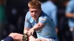 Kevin de Bruyne: Man City midfielder suffers injury against Tottenham