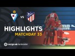 Highlights SD Eibar vs Atletico de Madrid (0-1)