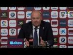 Rueda de prensa de Pepe Mel tras el Albacete BP vs UD Las Palmas (4-2)