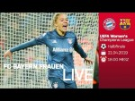 LIVE 🔴   FC Bayern - FC Barcelona   UEFA Women's Champions League   Halbfinale