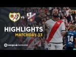 Highlights Rayo Vallecano vs SD Huesca (0-0)