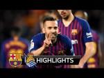 Ваrсеlоnа vs Rеаl Ѕосіеdad 2−1 - All Goals & Extended Highlights - 2019