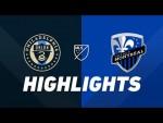 Philadelphia Union vs. Montreal Impact   HIGHLIGHTS - April 20, 2019
