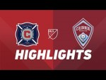 Chicago Fire vs. Colorado Rapids   HIGHLIGHTS - April 20, 2019