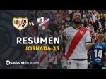 Resumen de Rayo Vallecano vs SD Huesca (0-0)