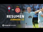 Resumen de RC Celta vs Girona FC (2-1)