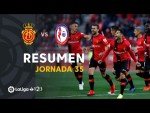 Resumen de RCD Mallorca vs CF Rayo Majadahonda (2-0)