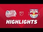 New England Revolution vs. New York Red Bulls   HIGHLIGHTS - April 20, 2019