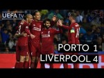 PORTO 1-4 LIVERPOOL #UCL HIGHLIGHTS