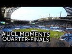 MESSI, AJAX, TOTTENHAM: #UCL QF BEST MOMENTS