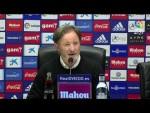 Rueda de prensa de Juan Antonio Anquela tras el Real Oviedo vs Córdoba CF (3-3)