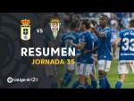 Resumen de Real Oviedo vs Córdoba CF (3-3)