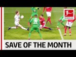 Save Of The Month March: The Winner Is...