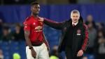 Manchester United performance in Everton loss 'disrespectful' - Pogba