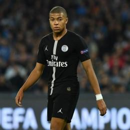 "PSG star MBAPPE: ""Real Madrid? I'm just an admirer of theirs"""
