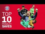 Top 10 Penalty Saves in FC Bayern History
