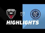 D.C. United vs. NYCFC | HIGHLIGHTS - April 21, 2019