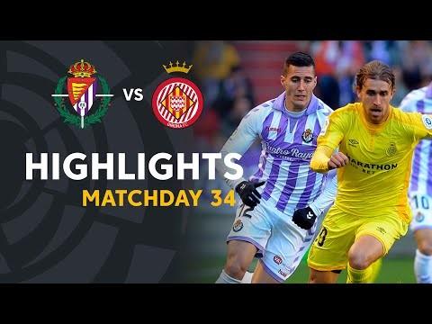 Highlights Real Valladolid Vs Girona Fc 1 0 Ghanasoccernet News