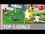 Reus, Sancho, Belfodil & More - Top 5 Goals on Matchday 30
