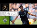 LAFC vs. Seattle Sounders FC | HIGHLIGHTS - April 21, 2019