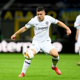 "EINTRACHT FRANKFURT director Bobic: ""There's a chance JOVIC agrees a deal with Real Madrid"""