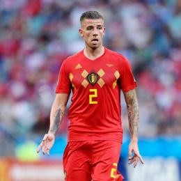 MAN. CITY back on Toby ALDERWEIRELD