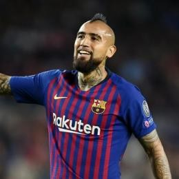 BARCELONA FC - Arturo VIDAL less and less likely to leave