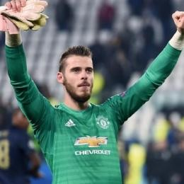 PSG not giving up on DE GEA