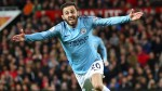 Bernardo Silva, Ilkay Gundogan star as Man City beat rivals United, go top of the league