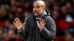 Man Utd 0-2 Man City: Pep Guardiola urges side to stay calm